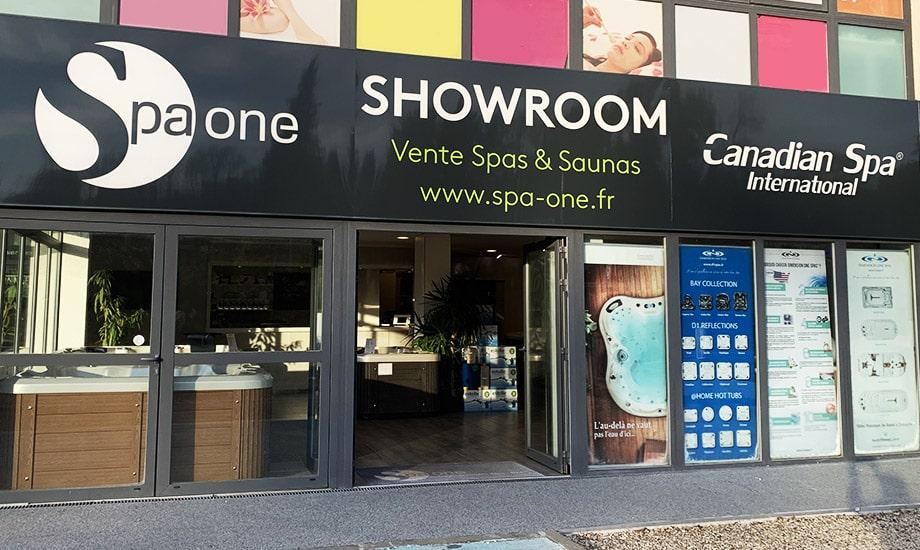 Spa One présente Canadian Spa International sur la Côte d'Azur